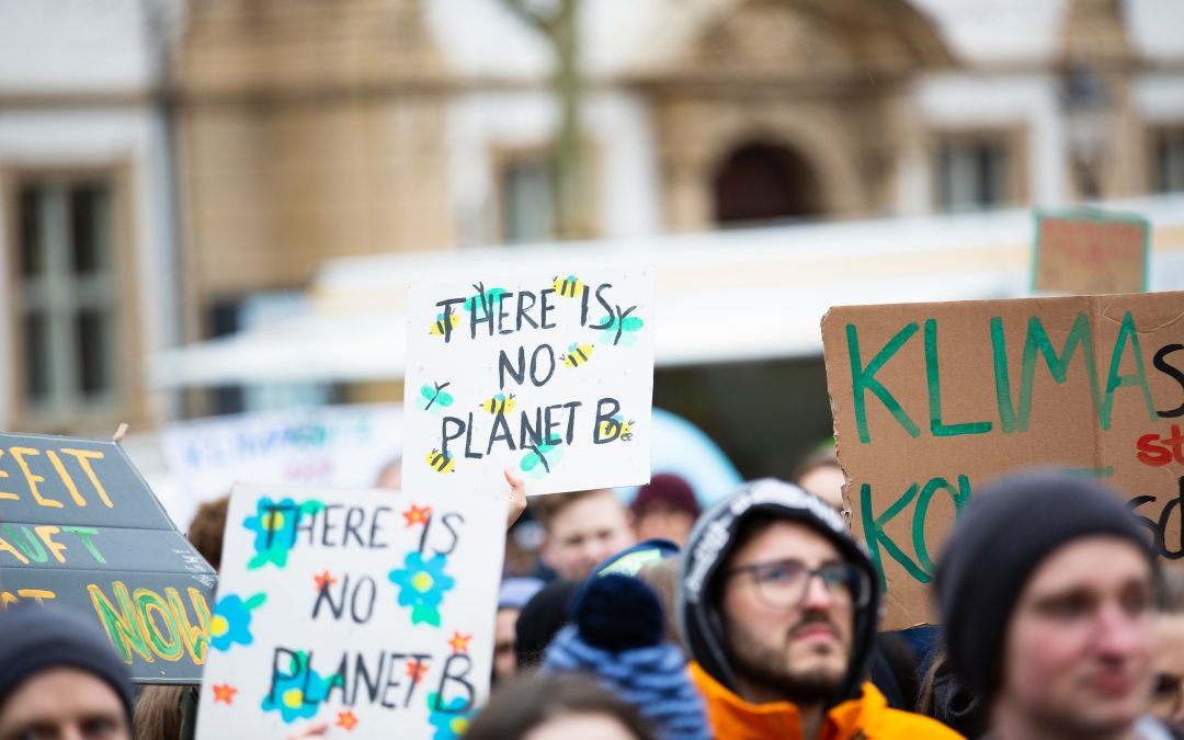 Save the people, not the planet (or is it the same thing)?