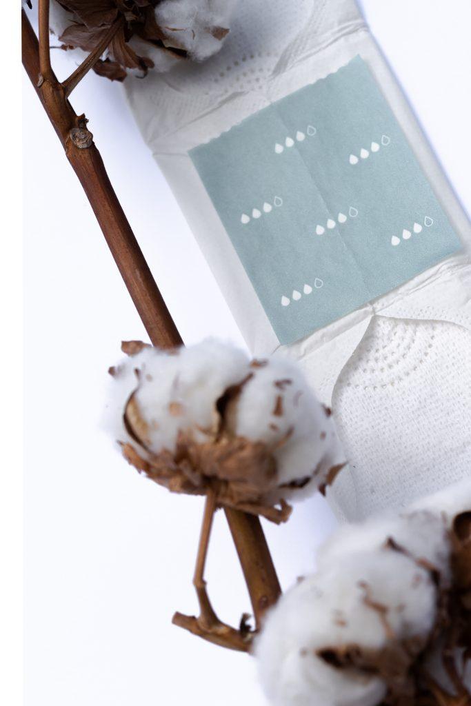 Organic Cotton Menstrual Pad